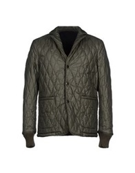 Les Copains Jackets Military Green