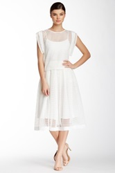 Stella And Jamie Margarita Skirt White