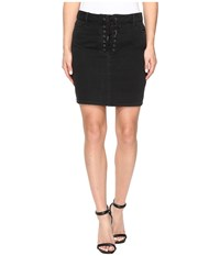 Paige Iris Skirt Nightingale Black Women's Skirt