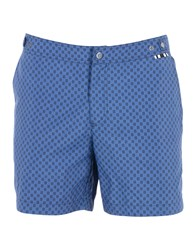 Danward Swim Trunks Blue