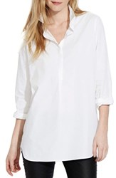 Ayr 'S The Easy Shirt White Poplin