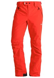 Bench Deck B Waterproof Trousers Bright Red