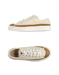 Carhartt Low Tops And Trainers Ivory