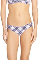 Honeydew Intimates Women's 'Skinz' Hipster Briefs Jasmine Plaid