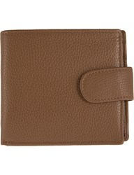 Dents Rfid Protection Leather Wallet Cognac