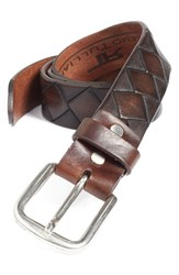 Remo Tulliani Men's 'Dino' Leather Belt