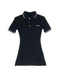 Roy Rogers Roger's Polo Shirts Dark Blue