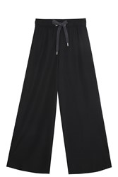 Alexander Wang Oversized Trousers Black