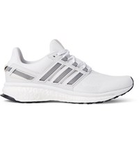 Adidas Sport Energy Boost 3 Mesh Running Sneakers White