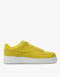 Nikelab Air Force 1 Low In Bright Citron