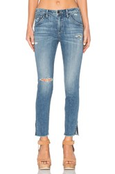 Joe's Jeans The Waistland Ankle Medium Blue