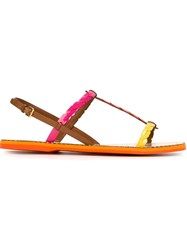 Car Shoe 'Girasole' Sandals