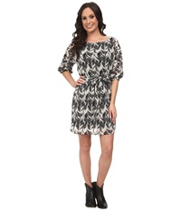 Scully Lisa Dress Black Women's Dress