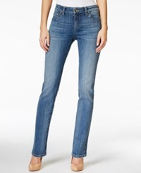 Kut From The Kloth Straight Leg Joyful Wash Jeans
