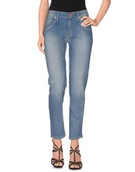 Girl By Band Of Outsiders Jeans Blue
