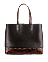 Cole Haan Pinch Lacing Leather Tote