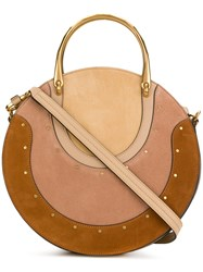Chloe Pixie Medium Bag Nude And Neutrals
