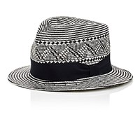 Jennifer Ouellette Women's Junior's Trilby Hat Black White No Color Black White No Color