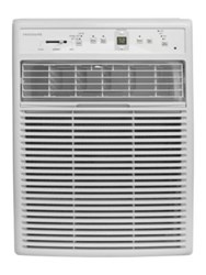 Frigidaire 8000 Btu 115V Slider Casement Room Air Conditioner With Full Function Remote Control White