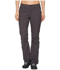 Royal Robbins Jammer Ii Pants Asphalt Casual Pants Black