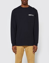 Insight Unfinished Business Ls Tee Black