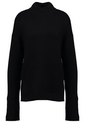 Noisy May Nmcharlotte Jumper Black