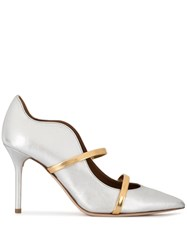 Malone Souliers Maureen Strappy Pumps 60