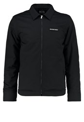 Edwin Light Jacket Black