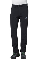 Adidas Performance Ts Lined Trousers Black Tech Grey