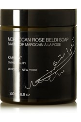 Kahina Giving Beauty Moroccan Rose Beldi Soap Colorless