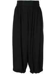 Nehera Paba Cropped Trousers Black