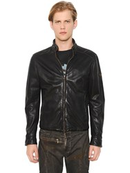 Matchless London Jonny Nappa Leather Blouson Jacket