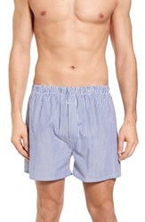 Majestic International Men's Boxer Shorts Navy