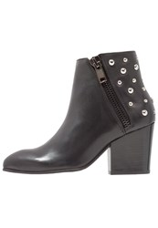 Selected Femme Sfamber Ankle Boots Black