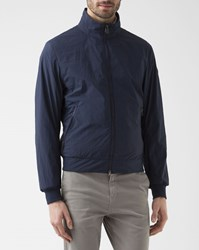 Colmar Navy Blue Unlined Paper Touch Jacket