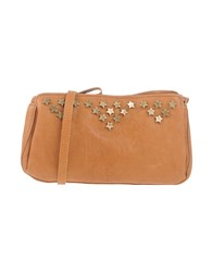 Corsia Handbags Tan