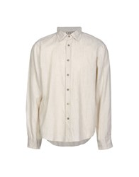 Jupe By Jackie Shirts Beige