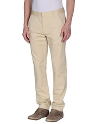 Wesc Casual Pants Beige