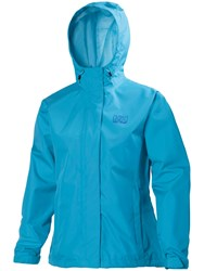Helly Hansen Seven J Waterproof Women's Jacket Winter Aqua