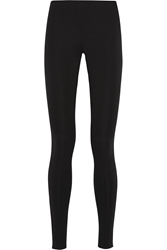 Balenciaga Stretch Jersey Leggings