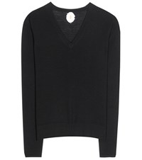 Jardin Des Orangers Virgin Wool Sweater Black