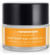 Ole Henriksen Total Truthtm Eye Creme 15G