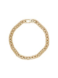 Prada Chain Necklace F0056 Gold