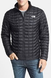 The North Face Men's Primaloft Thermoball Full Zip Jacket Tnf Black