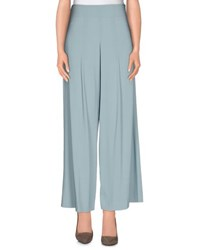 Malloni Trousers Casual Trousers Women Sky Blue