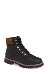 Cougar Heston Waterproof Insulated Hiking Boot Black Leather