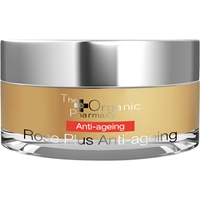 The Organic Pharmacy Rose Plus Anti Aging Face Cream