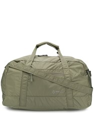 Barbour Weather Comfort Reflective Print Holdall Green