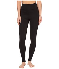 Threads For Thought Betty High Waisted Leggings Jet Black Women's Clothing