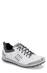 Men's Ecco 'Biom Hybrid 2 Gtx' Golf Shoe White Black Leather